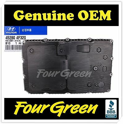 Genuine Hyundai 45280-4F001 Automatic Transmission Oil Pan Assembly