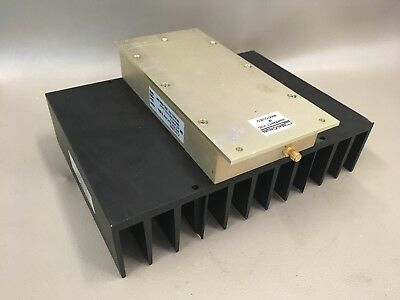 Mini Circuits Zhl-1000-3W-Sma Rf High-Power Amplifier-- Free Shipping