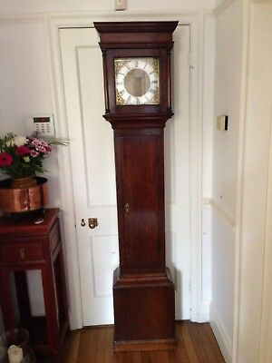 William Wallen Henley Single Finger Longcase Clock Circa 1730