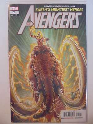 The Avengers #7 Marvel NM Comics Book