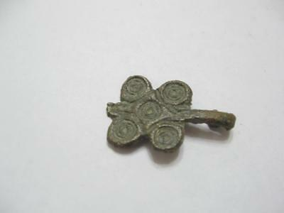 Ancient Celtic Bronze Application