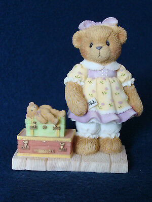 "Cherished Teddies - Thelma - ""Thursday's Child Has Far To Go"" - 789712H - 2000"