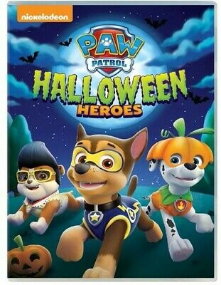 Paw Patrol: Halloween Heroes (REGION 1 DVD New)