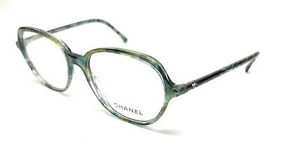 db1ca1def059 CHANEL 3316 501 Matte Black Eyeglasses Authentic Frame Italy Rx-Able ...