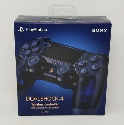 500 Million Limited Edition Sony Playstation 4 Wireless Dualshock Controller