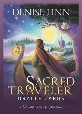 IC: Sacred Traveler Oracle Cards