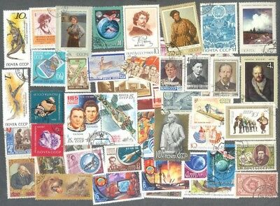 Russia 1000 all different stamp collection-many thematics