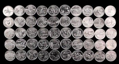 **American Us State Commemorative Quarters 1999 - 2008**Free Uk Postage**