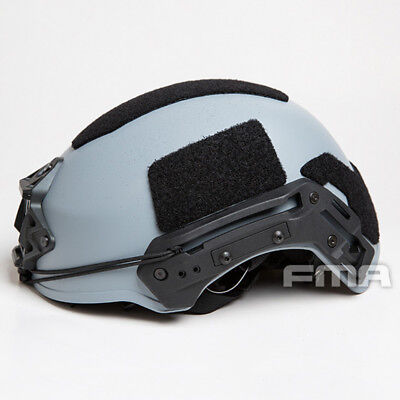 FMA Tactical EX Ballistic Helmet TWF For Airsoft Paintball Space Gray