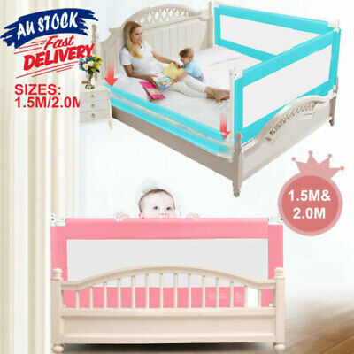 Adjustable Lift Universal Summer Infant Baby Toddler Child Bed Guard Rail ACB#
