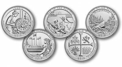 **America The Beautiful (National Parks) Commemorative Quarters**2010 - 2020**
