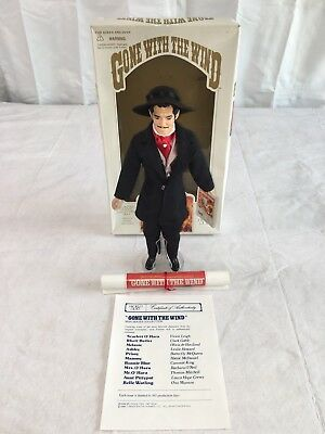 Rhett Butler Gone With The Wind 1989 World Doll Limited Edition