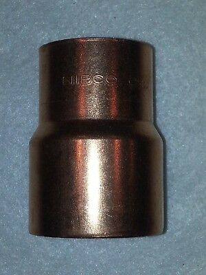 """Nibco 1-1/2"""" Fitting (Street) x 1-1/4"""" Copper Bell Reducer Sweat Solder Pressure"""
