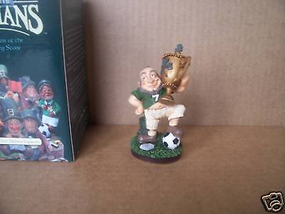 declan's FINNIANS IRISH FIGURINE  / HOT SHOT   (NEW)