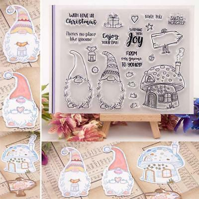 DIY hand account scrapbook scrapbook finished chapter stamp Christmas decoration