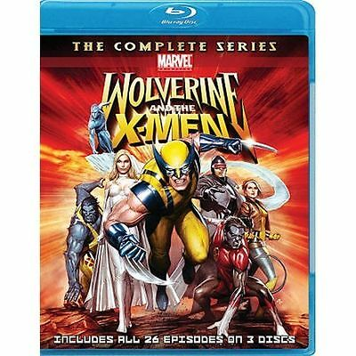 Wolverine and the X-Men: The Complete Series [New Blu-ray]