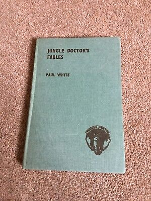 Acceptable - Jungle Doctor's Fables (The Paternoster Press, First Edition, 1955)