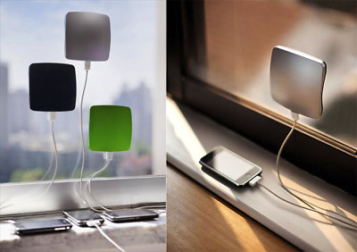 Portable Window Solar Charger - Smartphone Mobile Electronic Devices 1800mAh