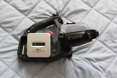 Canon XL1A body only for parts (carrier broken)