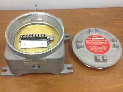 TOLEDO SCALE - Part #A10399400A - in an Adalet - Explosion Proof Enclosure