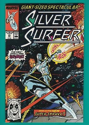 "Silver Surfer Vol 3 #25 ""Back From Black?"""