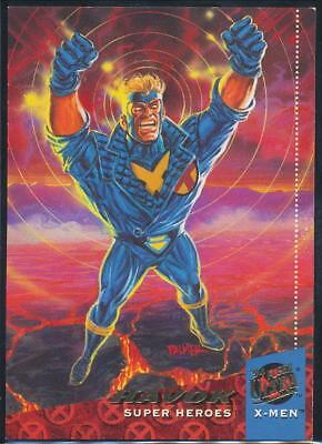 1994 X-Men Ultra Trading Card #29 Havok