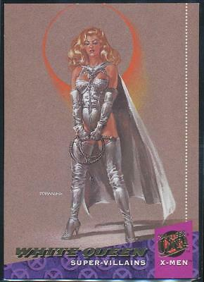 1994 X-Men Ultra Trading Card #65 White Queen