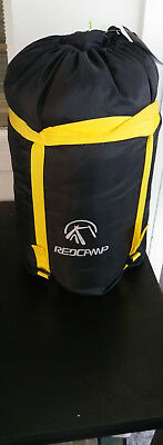 REDCAMP Cotton Flannel Sleeping Bag Adults Camping Envelope Blue 3lb Filling