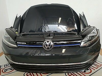 vw golf 7 1 5 tsi facelift frontpaket motorhaube. Black Bedroom Furniture Sets. Home Design Ideas