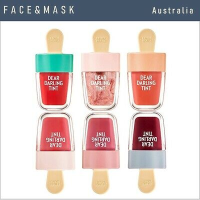 ETUDE HOUSE Dear Darling Water Gel Tint Ice Cream (6 Colours)