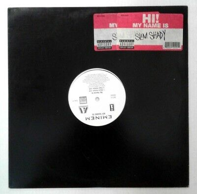 """Eminem - My Name is... - INT12 95040 - 12"""" Vinyl Single - EXCELLENT CONDITION"""