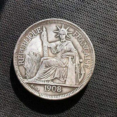 Very good Collected China  foreign silver coins Ancient Commemorative Coins 39mm
