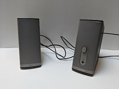 Bose Companion 2 Series II Multimedia Speaker System Pair