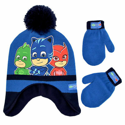 f627e1255a8 NICKELODEON PAW PATROL Hat and Mittens Cold Weather Set