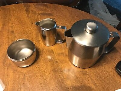 USAir Tea service set