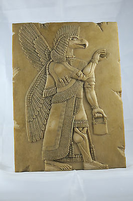 Assyrian Nishrail, Wall Hanging made by made 4 museum
