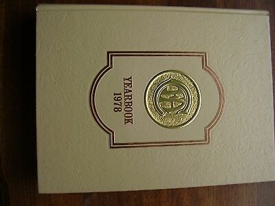 Vintage Cat Book  The Cat Fanciiers' Association Inc.  1978 Yearbook