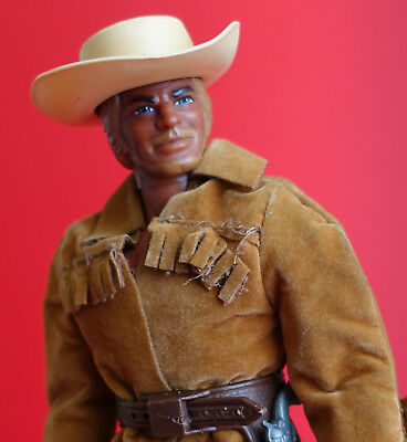 Big JIM Old Shatterhand Karl May 9405 - Outfit + Figur