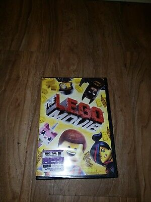 The Lego Movie DVD Widescreen NEW