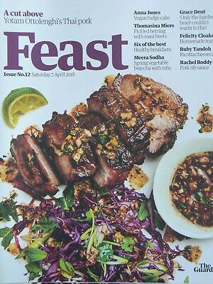 FEAST ISSUE 12 The Guardian 07.04.18