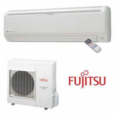 Fujitsu 3.5kW Reverse Cycle Split System Air Conditioner ASTG12LVCC