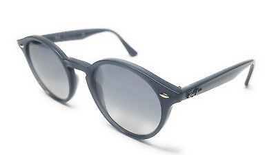 3c56b190be New Ray Ban Rb 2180 6232 7B Opal Azure Gradient Sunglasses Authentic 49-21