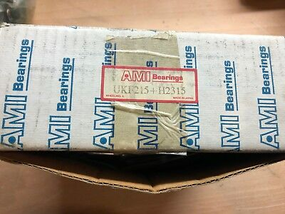 Ami Bearing Ukf215+H2315 Precision Bearing Set