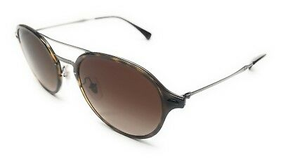 db132a9edfa New Ray Ban Rb 4287 710 13 Havana Brown Gradient Sunglasses Authentic 55-22