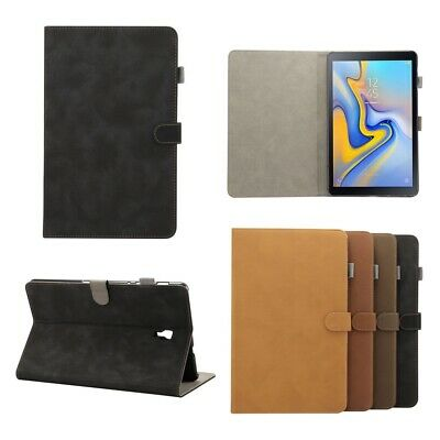 Folio PU Leather Stand Auto Smart Case Cover For Samsung Galaxy Tab A S4 10.5''