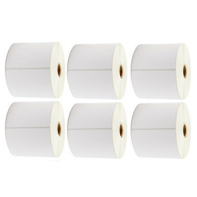 6 Rolls Thermal Direct Labels for Fastway Startrack AusPOST eParcel 100X150mm