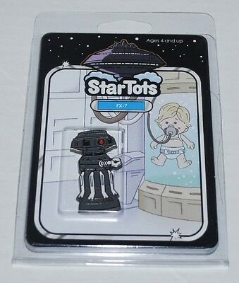 Star Wars Celebration 2015 Exclusive  Star Tots Fx-7