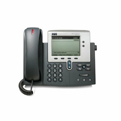 Cisco Unified IP Phone 7941G IP Phone & Stand | 3mth Wty