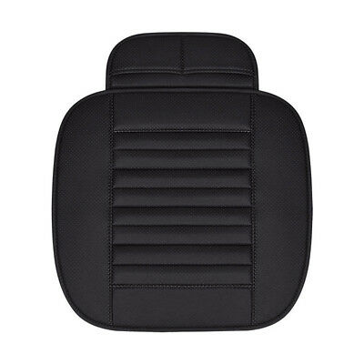 Breathable Leather Bamboo Car Seat Cover Pad Mat Auto Chair Cushion Universal