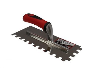 RTC Stainless Steel Notched Tile Trowels